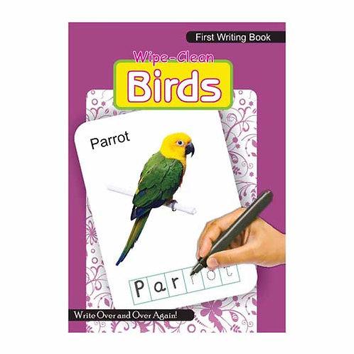 Maple Kids - Wipe Clean - Birds