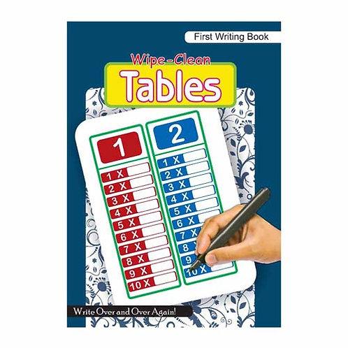 Maple Kids - Wipe Clean - Tables
