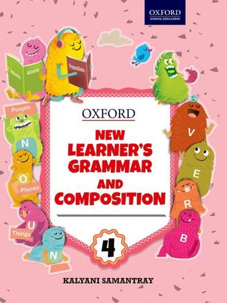 Oxford Learners Grammar & Composition 4