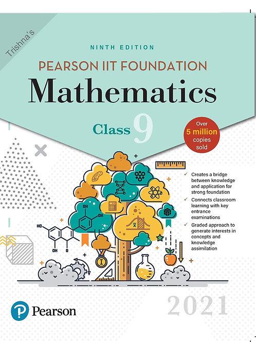 Pearson IIT Foundation Class 9 - Maths