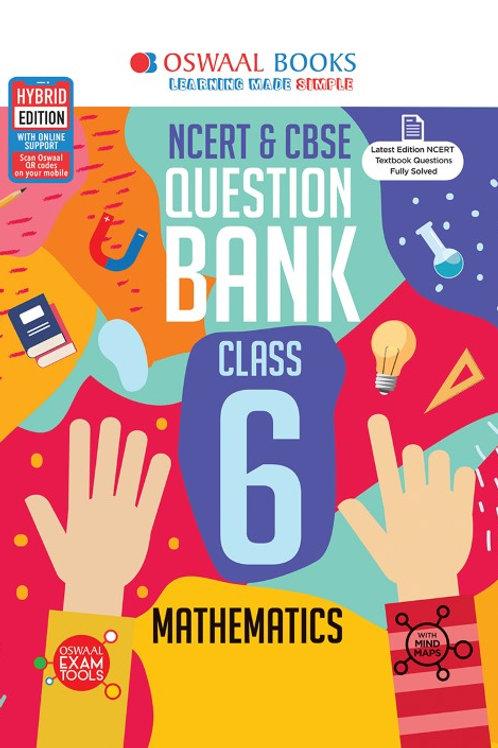 Oswaal Question Bank Class 6 Maths