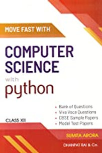 Move Fast with Computer Science Python Class 12