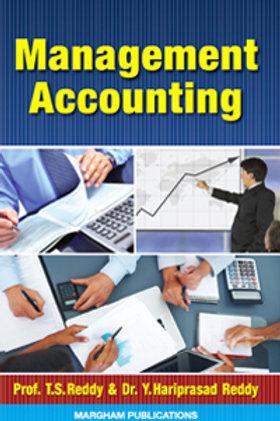 Management Accounting - T.S.Reddy Y.Hari Prasad