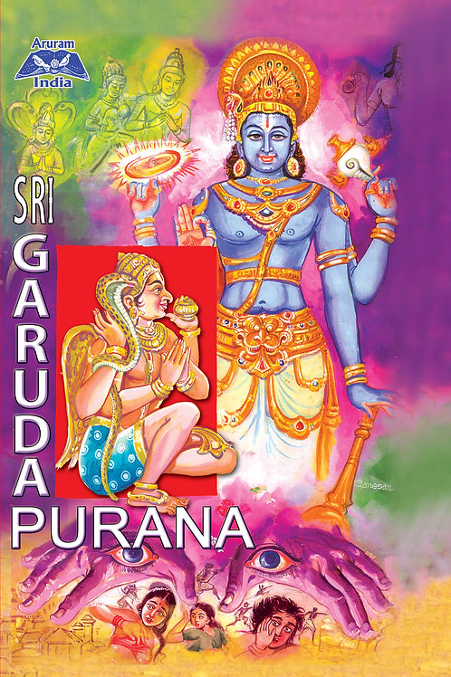 Garuda Purana-English version of our tamil book