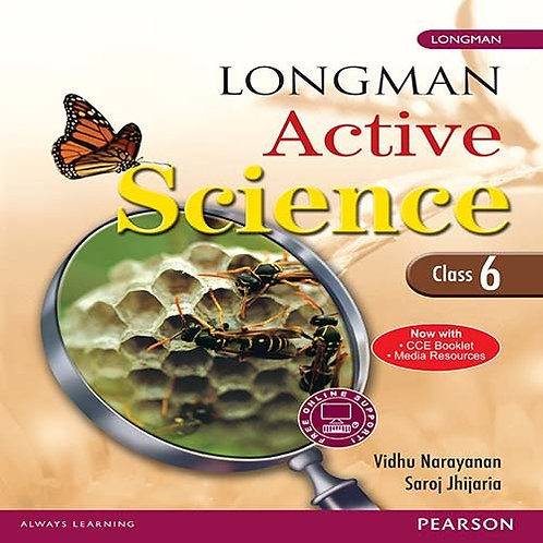Longman Active Science Class 6