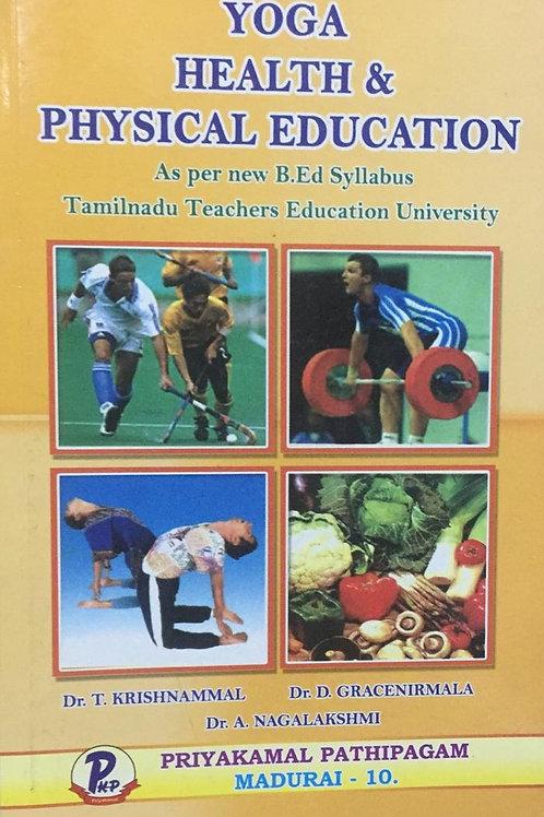 Yoga, Health & Physical Education - T.Krishnammal