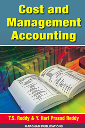 Cost & Management Accounting - T.S.Reddy Y.Hari Prasad