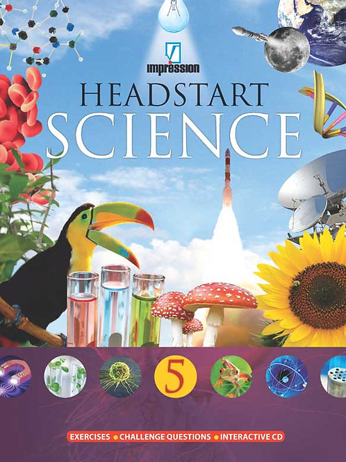 Madhubun Headstart Science 5