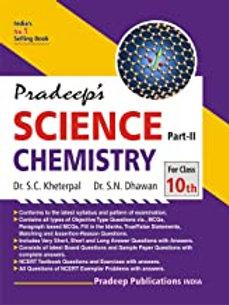 Pradeep's Class 10 Chemistrt (2020-21)