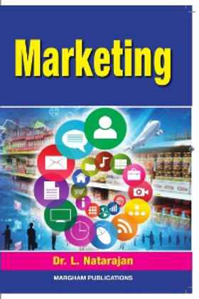 Marketing - Dr.L.Natarajan