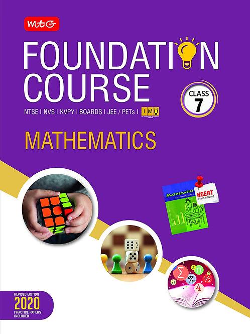 MTG Foundation Course Class 7 - Maths