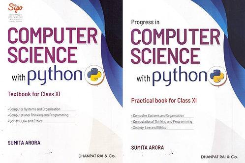 Computer Science with Python Class 11 - Sumita Arora