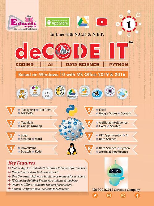 Decode IT Class 01