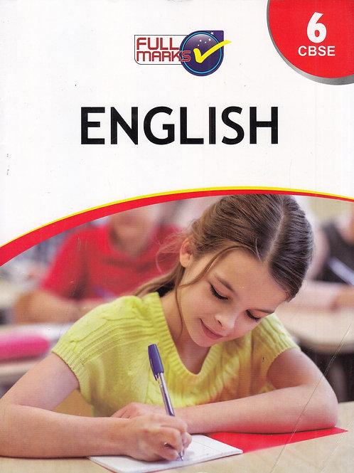 Full Marks Class 6 English