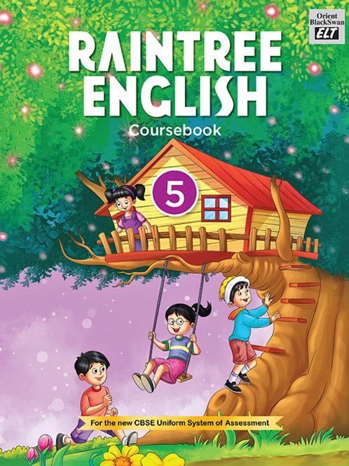 Raintree English Course Book Class 5