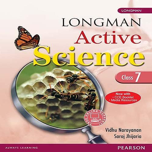 Longman Active Science Class 7