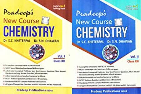 Pradeep's Class 12 Chemistry (2020-21)