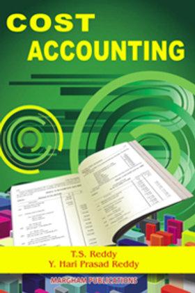 Cost Accounting - T.S.Reddy Y.Hari Prasad