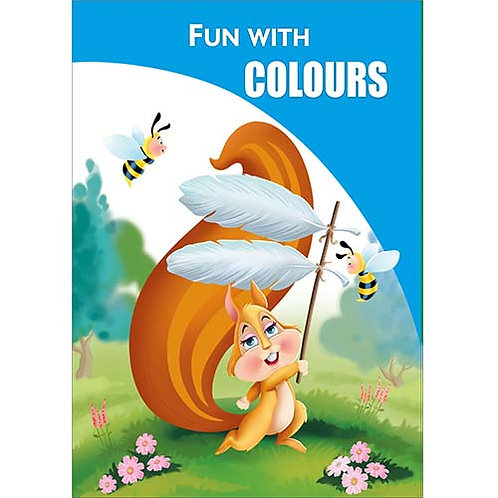 Maple Kids - Fun With Series - Colours