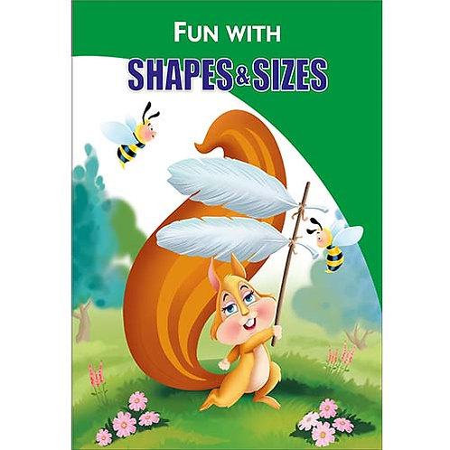 Maple Kids - Fun With Series - Shapes & Sizes