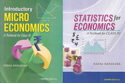 Introductory Micro Economics & Statistics - Radha Bahuguna
