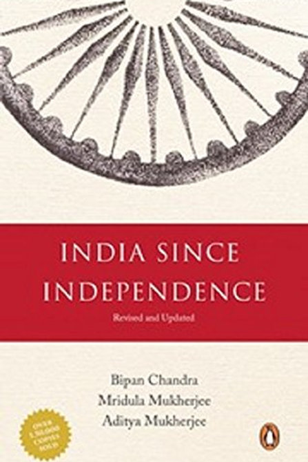 India Since Independence - Bipan Chandra