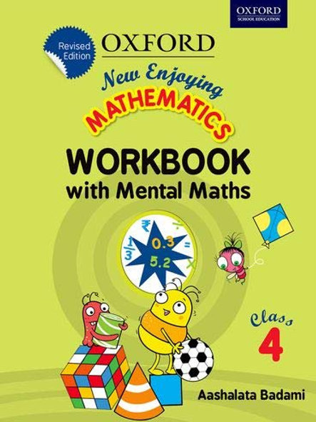 Oxford Enjoying Mathematics 4 Mental Maths W.Book