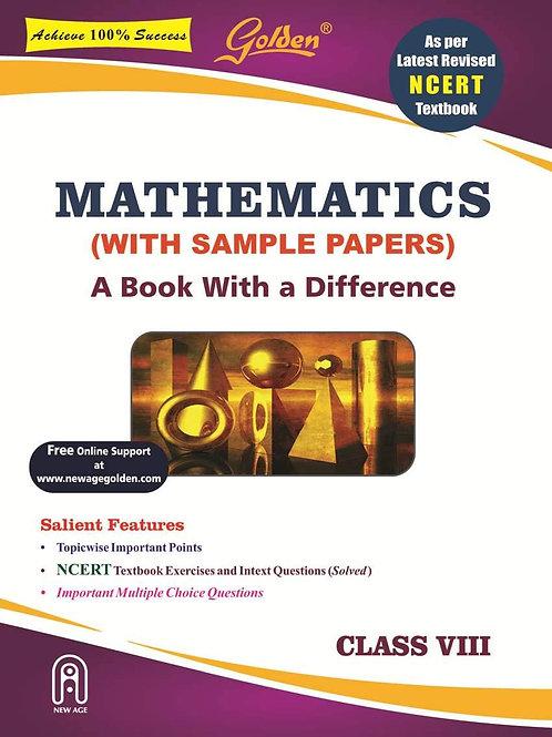 Golden Class 8 Maths