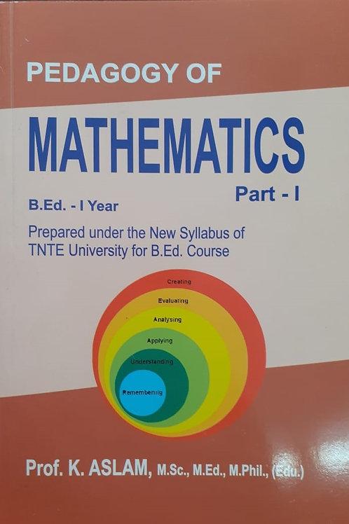 Pedagogy of Mathematics - Everest Publishers