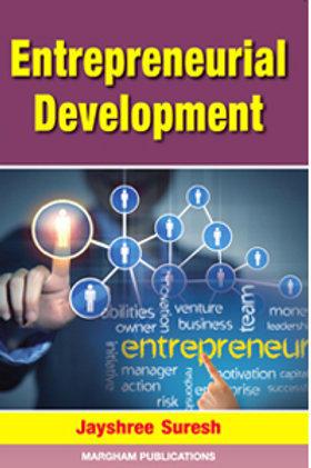 Entrepreneurial development - Jayashree Suresh