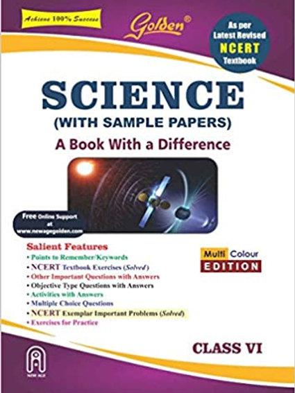 Golden Guide Class 6 Science