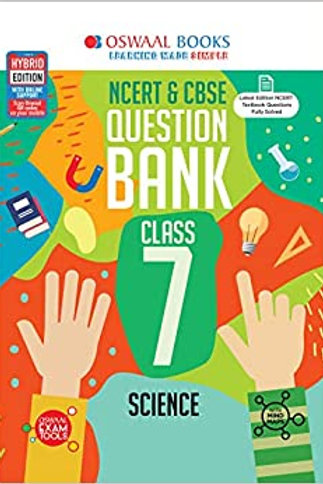Oswaal Question Bank Class 07 - Science
