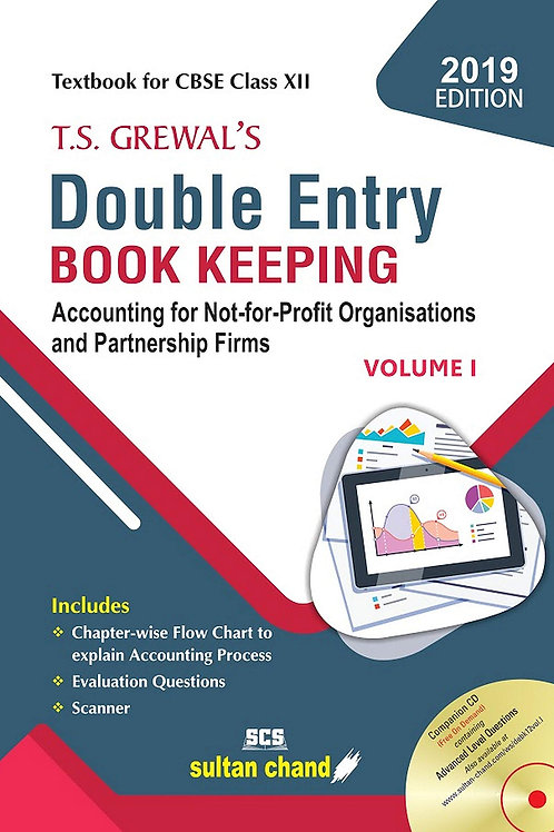Double Entry Book Keeping Volume 1 - (2019)