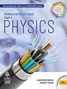 S.Chand Class 09 Physics (2020-21)