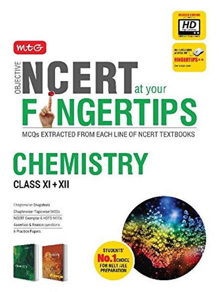 MTG Objective NCERT Finger Tips Chemistry