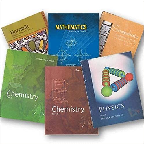 NCERT Text Book Class 11 - (Eng,Maths,Phy,Chem)