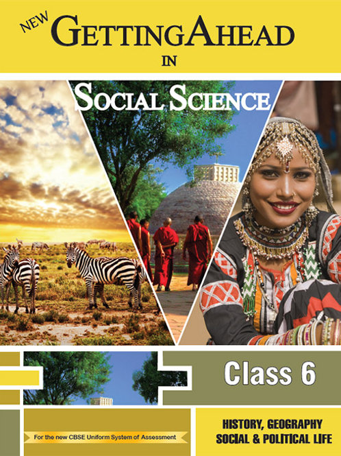 New Getting Ahead in Social Science Class 6