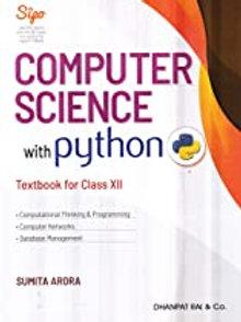 Computer Science Python Class 12 - Sumita Arora