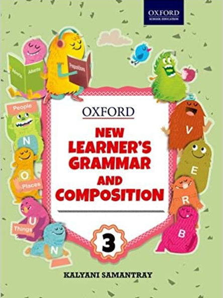 Oxford Learners Grammar & Composition 3