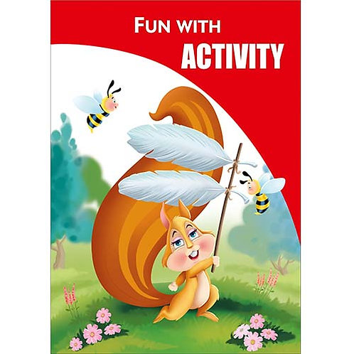 Maple Kids - Fun With Series - Activity