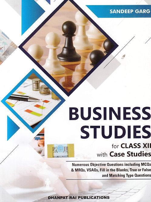 Business Studies Class 12