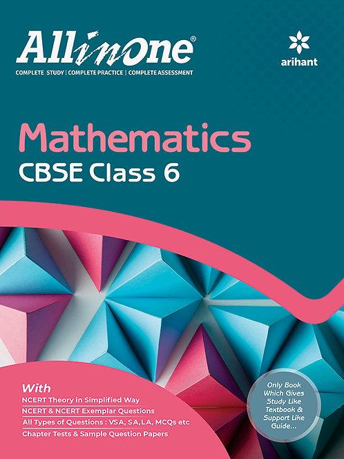 Arihant All in One Class 06 Maths