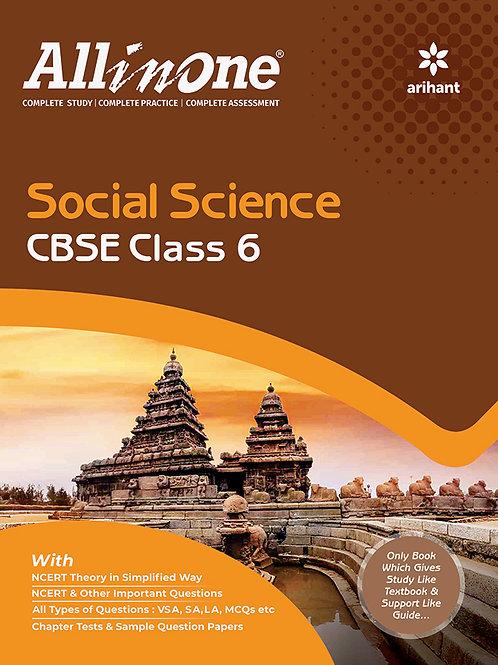 Arihant All in One Class 06 Social