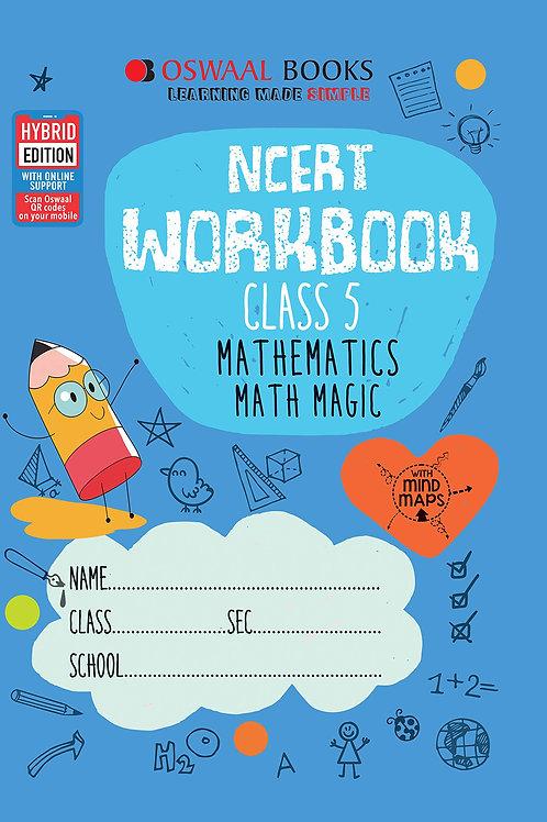 Oswaal NCERT Workbook Class 5 Maths