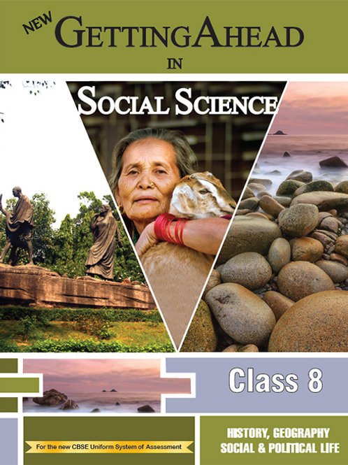New Getting Ahead in Social Science Class 8