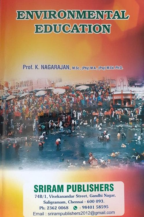 Environmental Education- K.Nagarajan