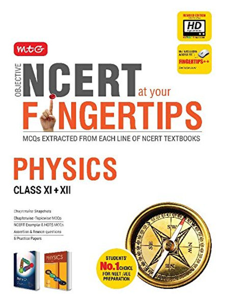 MTG Objective NCERT Finger Tips Physics