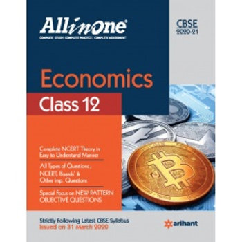 Arihant All in One Class 12 Economics (2020-21)