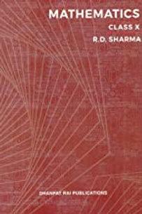 R.D.Sharma Class 10
