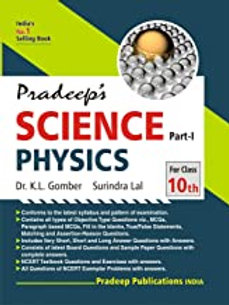 Pradeep's Class 10 Physics (2020-21)